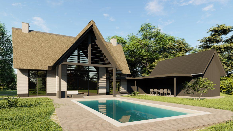 Luxe villabouw