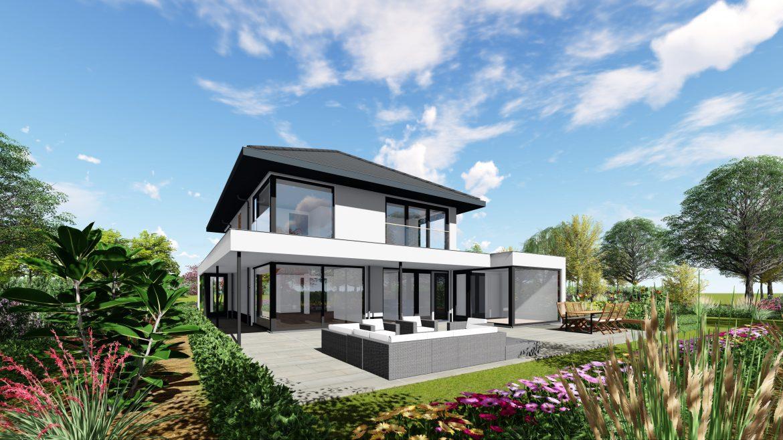 villa bouwen