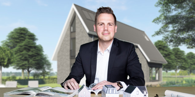Architect Marco Bakkers