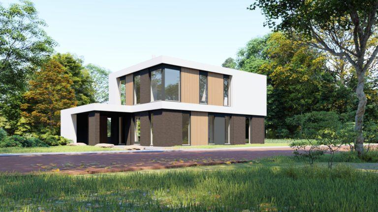 Villa Bergen op Zoom