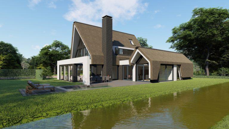 Villa Abtswoude