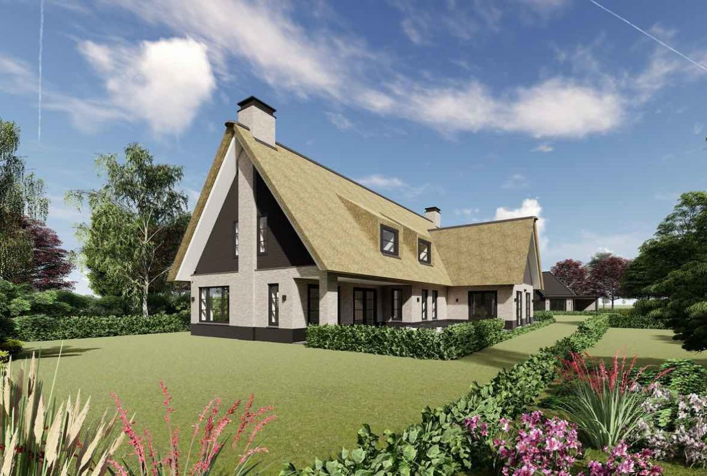 een huis ontwerpen