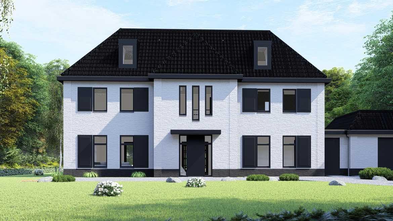 Klassieke villa laten bouwen
